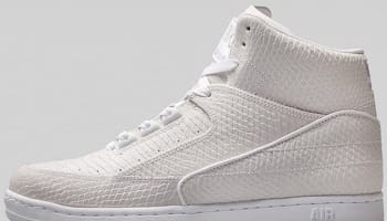 Nike Air Python Premium White/Metallic Silver-White