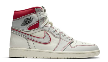 Air Jordan 1 Retro High OG Sail/Black-Phantom-University Red