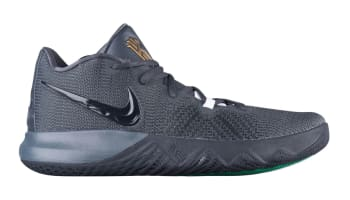 Nike Kyrie Flytrap Anthracite/Black-Metallic Gold