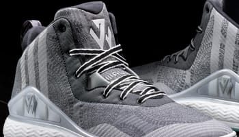 adidas J Wall 1 Aluminum/Black-White-Mint