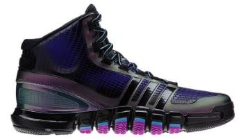 adidas Crazyquick Black/Purple-Teal