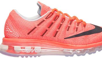 Women's Nike Air Max 2016 Hyper Orange