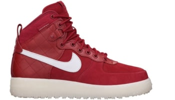 Nike Air Force 1 High Duckboot QS Gym Red/White