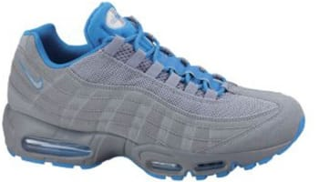 Nike Air Max '95 Stealth/Stealth-White-Neptune Blue