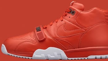 Nike Air Trainer 1 Mid Premium Brick Red/Brick Red-White