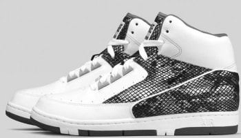 Nike Air Python Lux SP White/White-Metallic Silver