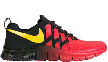 Nike Free Trainer 5.0 Gym Red/Black-Metallic Gold