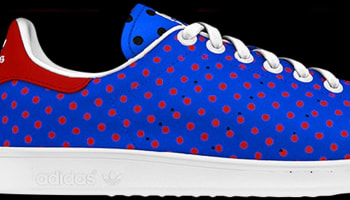 adidas Originals Stan Smith Blue/Red