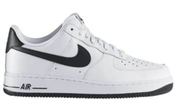Nike Air Force 1 Low White/Obsidian