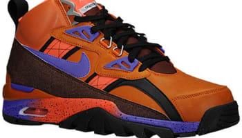 Nike Air Trainer SC High Sneakerboot Tuscan Rust/Hyper Gape-Barkroot Brown-Hyper Crimson