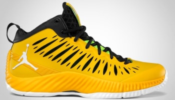 Jordan Super Fly Tour Yellow/White-University Gold-Black
