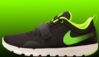 Nike Trainerendor SB Black/Volt-Dark Charcoal-Sail