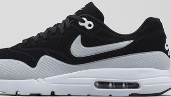 best website 1719b 673a8 Nike Air Max 1 Ultra Moire Black Black-White