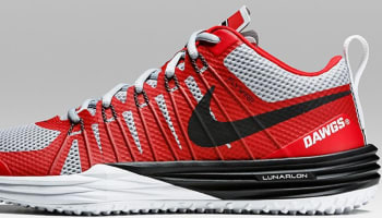 Nike Lunar TR1 Field Silver/White-Black-University Red