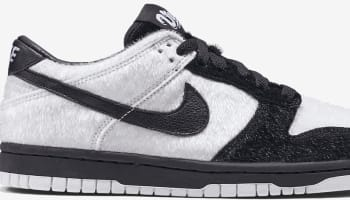 Nike Dunk Low Premium QS GS White/Black