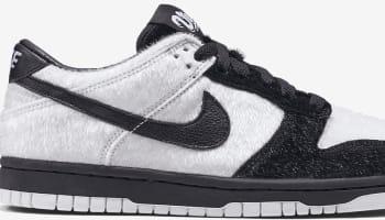 Nike Dunk Low Premium QS GS White/Black