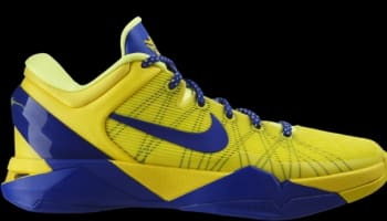 Nike Zoom Kobe 7 FC Barcelona Tour Yellow/Game Royal