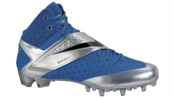 Nike CJ81 Elite TD Cleat Blue/Silver