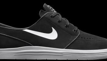 Nike Lunar Stefan Janoski SB Black/White