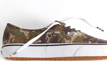 Vans Authentic Camo/White