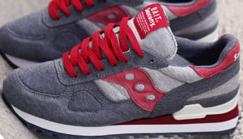 Saucony Shadow Original Grey/Red