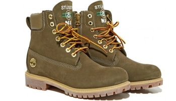 Timberland 6-Inch Olive/Olive