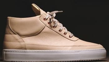 Filling Pieces RF-Mid Light Tan/White