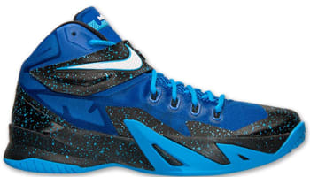 Nike Zoom Soldier VIII Premium Game Royal/White-Blue Hero