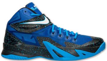 Nike Zoom Soldier VIII Premium Game Royal/White-Blue Hero