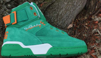 Ewing Athletics Ewing 33 Hi Jellybean/Vibrant Orange-White
