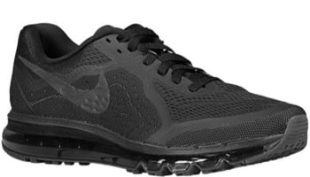 Nike Air Max 2014 Black/Reflect Silver-Anthracite-Dark Grey