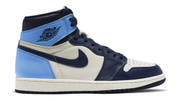 Air Jordan 1 Retro High OG Sail/Obsidian-University Blue