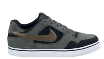 Nike Zoom Paul Rodriguez 2.5 SB Dark Loden/Metallic Cognac-Tar