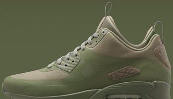 Nike Air Max '90 Sneakerboot V SP Steel Green/Steel Green