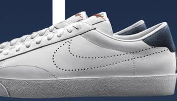 Nike Tennis Classic White/Midnight Navy