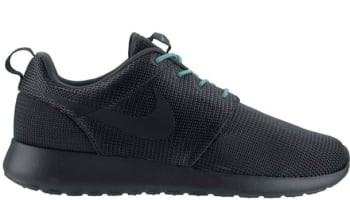 Nike Roshe Run Anthracite/Crystal Mint