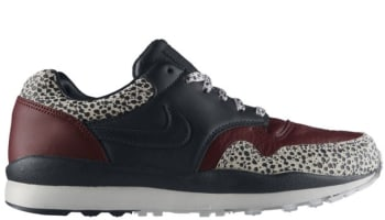 Nike Air Safari Premium NRG Black/Black-Dark Team Red