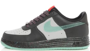 Nike Lunar Force 1 Low YOTH QS Wolf Grey/Green Mist-Anthracite-Black-University Red