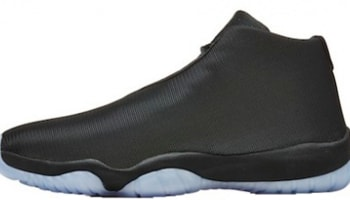Jordan Future Black/Black-Clear