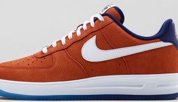 Nike Lunar Force 1 '14 Team Orange/Loyal Blue-White