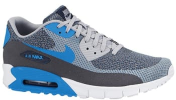 Nike Air Max '90 JCRD Wolf Grey/Photo Blue-Pure Platinum-Summit White
