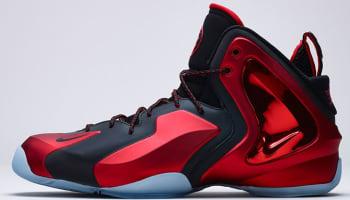 Nike Lil' Penny Posite University Red/Black-University Red