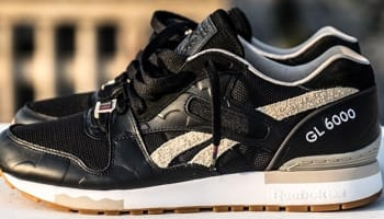 Reebok GL6000 Black/Pebble-White