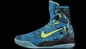 Nike Kobe 9 Elite Neo Turquoise/Volt