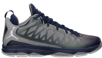 Jordan CP3.VI Midnight Navy/White-Cement Grey