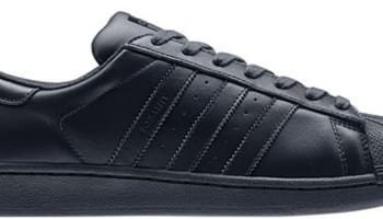 adidas Superstar Night Navy/Night Navy-Night Navy