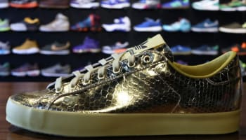 adidas JS Rod Laver Gold/Light Gold