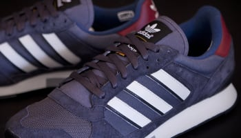 adidas Originals ZX 555 Charcoal/White