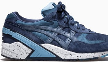 Asics Gel-Sight Navy/Dark Blue