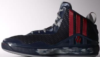 adidas J Wall 1 Navy/Scarlet-Light Onix